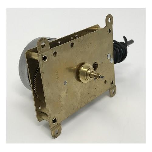 """Aukštos kokybės metalinis laikrodžio mechanizmas """"American Dream 4"""" (1.9 cm ašis, p. reguliavimas)"""