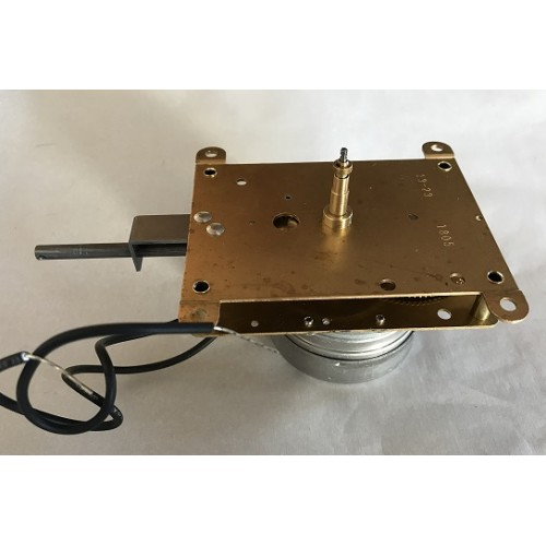 """Aukštos kokybės metalinis laikrodžio mechanizmas """"American Dream 6"""" (2.22 cm ašis, p. reguliavimas)"""