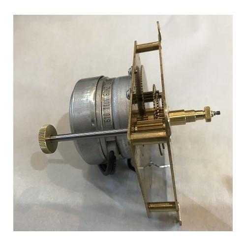 """Aukštos kokybės metalinis laikrodžio mechanizmas """"American Dream 7"""" (2.54 cm ašis, g. reguliavimas)"""