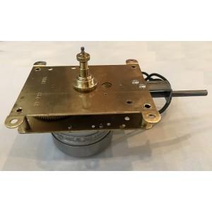 """Aukštos kokybės metalinis laikrodžio mechanizmas """"American Dream 8"""" (2.54 cm ašis, p. reguliavimas)"""