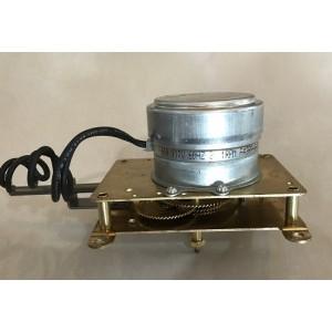 """Aukštos kokybės metalinis laikrodžio mechanizmas """"American Dream 9"""" (2.54 cm ašis, p. reguliavimas)"""