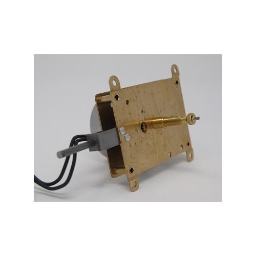 """Aukštos kokybės metalinis laikrodžio mechanizmas """"American Dream 12"""" (3.49 cm ašis, p. reguliavimas)"""