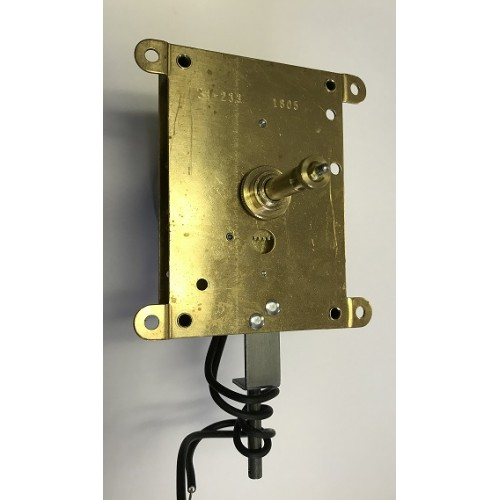 """Aukštos kokybės metalinis laikrodžio mechanizmas """"American Dream 13"""" (3.49 cm ašis, p. reguliavimas)"""