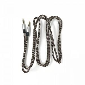 3.5mm kabelis ilgintuvas (1 metro, AUX)