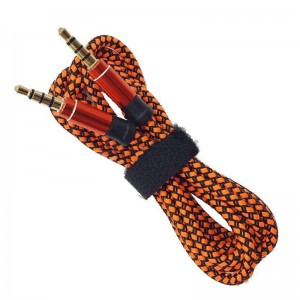 3.5mm kabelis ilgintuvas (3 metrai, AUX)