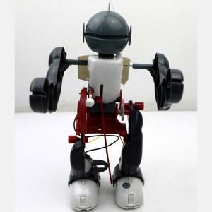 """Elektronis robotas - surenkamas vaikiškas konstruktorius """"Robotukas mylimukas"""" (vaiko lavinimas, aukštos kokybės)"""