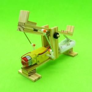 """Surenkamas vaikiškas konstruktorius """"Mokslinis eksperimentas"""" (vaiko lavinimas, aukštos kokybės)"""