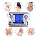 """Elektroninis kūno masažuoklis-treniruoklis """"Medilux"""" (dvigubo veikimo, 10 elektrodų pagalvėlių)"""