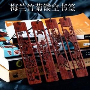 """Mediniai knygų skirtukai """"Miško paslaptis"""" (rankų darbo, iškirtiniai)"""
