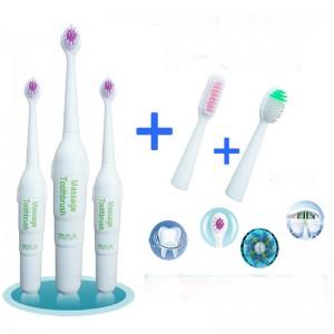 """Elektrinis dantų šepetėlis kūdikiams ir vaikams """"Švarūs dantukai 2"""""""