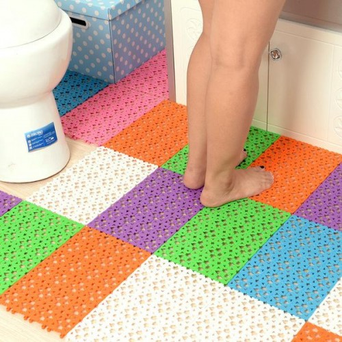 """Neslystantis kilimėlis voniai """"Tai smagumas"""""""