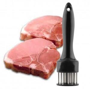 """Plieninė mėsos pjaustyklė """"Virtuvės smagumai"""""""