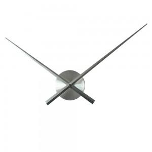 Laikrodžio mechanizmas 40 (Sidabro spalvos, labai didelis)