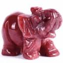 """Figūrėlė """"Avietinis drambliukas"""" (5 cm, 50 g.)"""