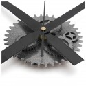 Laikrodžio mechanizmas 43 (Sidabro spalvos, labai didelis)