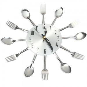 Laikrodžio mechanizmas 44 (Sidabro spalvos, labai didelis)