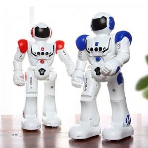 """Vaikštantis ir šokantis robotas """"Protinguolis 2"""""""