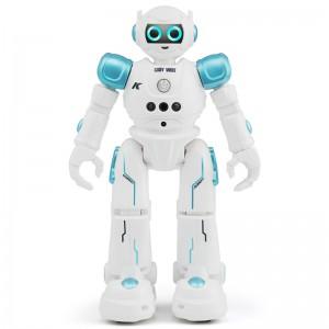 """Vaikštantis ir šokantis robotas """"Protinguolis 4"""""""