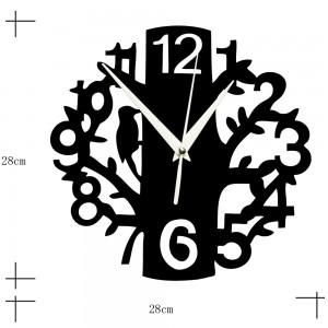 """Sieninis laikrodis """"Paukštukas"""""""