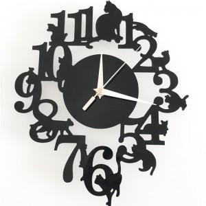 "Sieninis laikrodis ""Katinukai"""