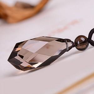 """Pakabukas """"Stiliaus elegancija 3"""" (arbatos kristalas)"""