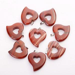 """Pakabukas """"Žavioji širdelė 3"""" (vaivorikštinis akmuo)"""