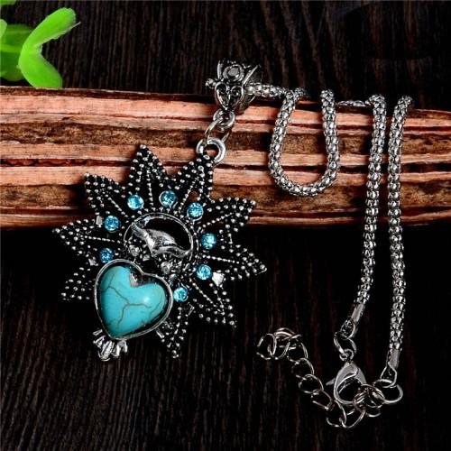 """Pakabukas """"Pati gražiausia širdelė"""" (51 cm, 1.2 x 1.2 cm)"""