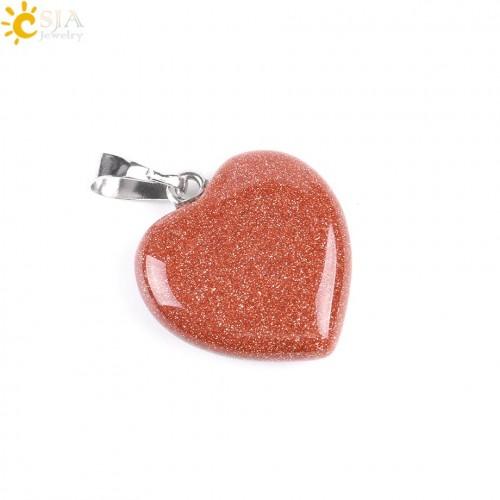 """Pakabukas """"Stilingoji širdutė 18"""" (45 cm, 3 x 2 cm)"""
