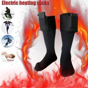 """Elektroninės šildančios kojinės """"Sportui ir žvejybai 3"""" (su baterijomis)"""