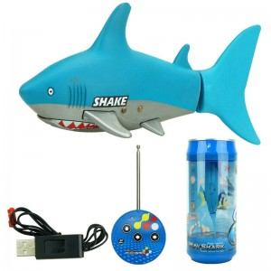 """Nuotolinio valdymo žaislas """"Mėlynasis ryklys"""""""