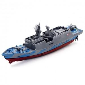 """Nuotolinio valdymo laivas """"Priešas nebaisus 2"""""""