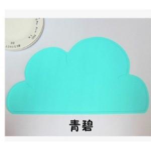 """Vaikiškas silikoninis pietų padėkliukas """"Švarumėlis"""" (47 x 27 cm)"""