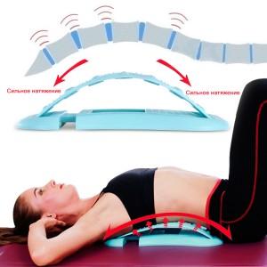 """Daugiagalimybinis nugaros masažuoklis-treniruoklis """"Relax 5"""""""