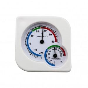 """Sieninis lauko termometras """"Tiksli temperatūra ir drėgmė"""""""