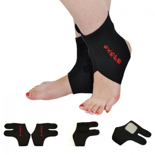 """Šildantis pėdų diržas """"Šiluma 5"""" (Magnetinė terapija)"""