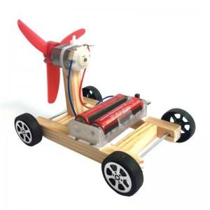 """Surenkamas vaikiškas konstruktorius """"Vėjamobiliukas mylimukas"""" (vaiko lavinimas, aukštos kokybės)"""