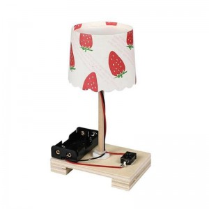 """Surenkamas vaikiškas konstruktorius """"Nuostabioji lempa"""" (vaiko lavinimas, aukštos kokybės)"""