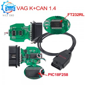 "Diagnostikos adapteris automobiliui ""Startas"" (VAG K+CAN)"