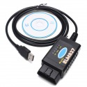 "Diagnostikos adapteris automobiliui ""Universalas"" (OBD II, Bluetooth), USB)"