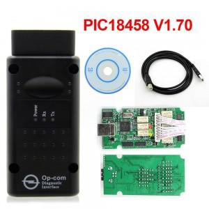 "Diagnostikos adapteris automobiliui ""Opel 4"" (OBD II, USB, V1.78)"