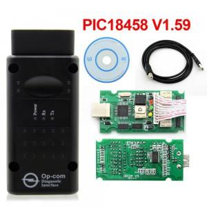 "Diagnostikos adapteris automobiliui ""Opel 6"" (OBD II, USB, V1.78)"