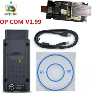 "Diagnostikos adapteris automobiliui ""Opel 7"" (OBD II, USB, V1.99)"