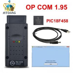 "Diagnostikos adapteris automobiliui ""Opel 8"" (OBD II, USB, V1.99)"