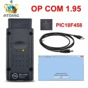 "Diagnostikos adapteris automobiliui ""Opel 8"" (OBD II, USB, V1.99)"