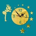 """Sieninis laikrodis """"Nakties fėja 13"""" (45 x 45 cm)"""