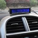 """Automobilio LCD laikrodis - termometras """"Tikslumas 3"""""""