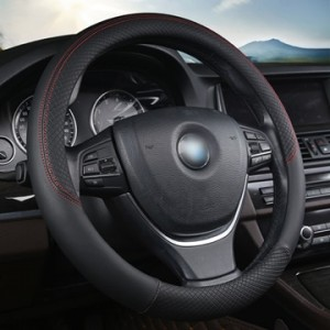 """Automobilio vairo apsauga """"Aukščiausia klasė"""" (38 cm, sportinio tipo)"""