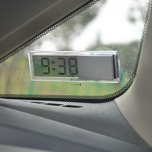 """Stilingas automobilio laikrodis """"Modernumas"""""""