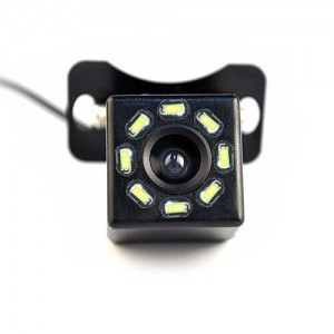 """Vaizdo kamera automobiliui """"Budrusis sakalas 5"""" (HD CCD)"""