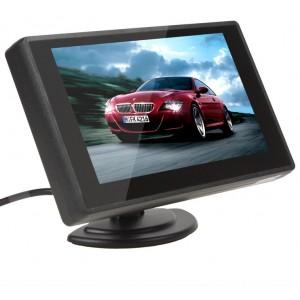 """LCD monitorius automobiliui """"Geras vaizdelis"""""""